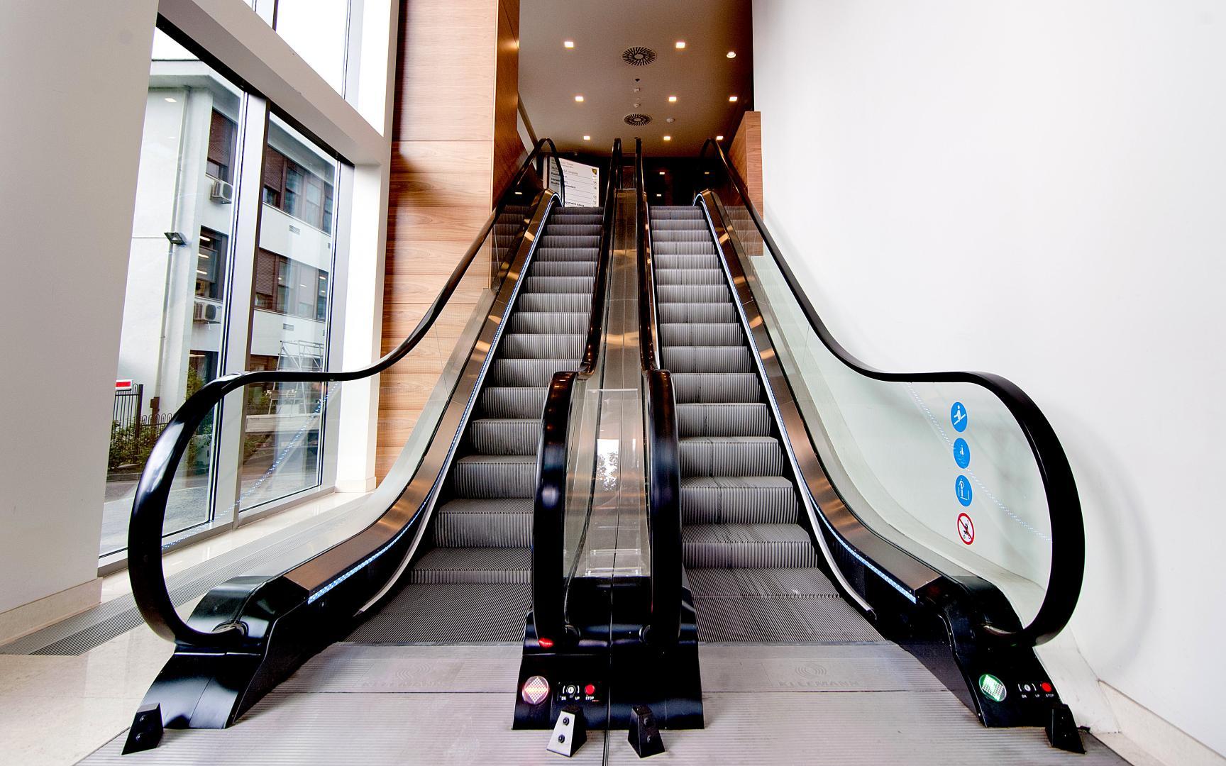 Escalators Kleemann