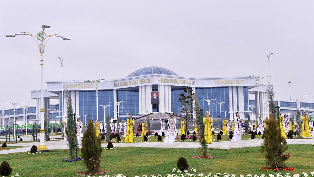 International Airport of Turkmenabat