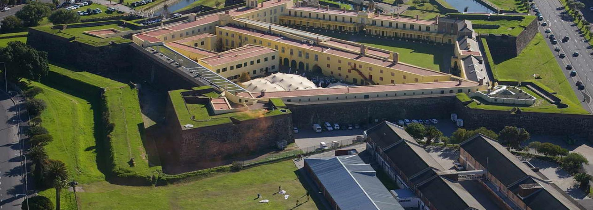 The Castle of Good Hope 1