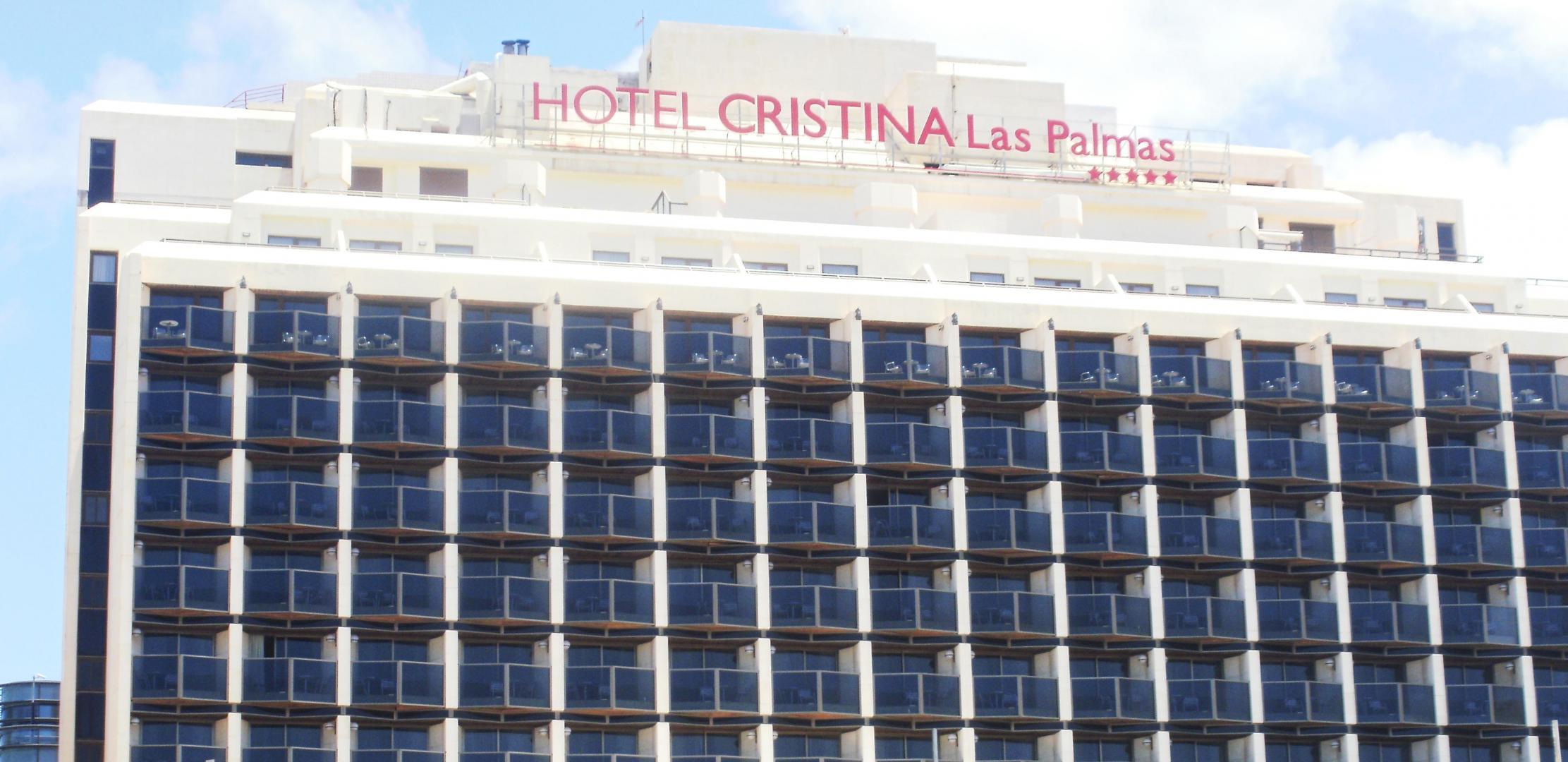 Hotel Cristina Las Palmas De Gran Canaria Kleemann