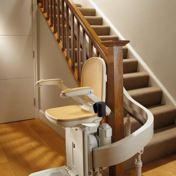 freeSTAIR with seat - A180