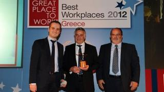 Best Workplaces in Greece 2012 1